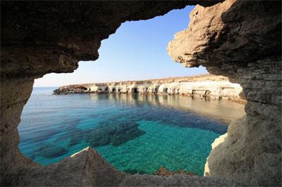Мыс Греко в заливе Фамагуста
