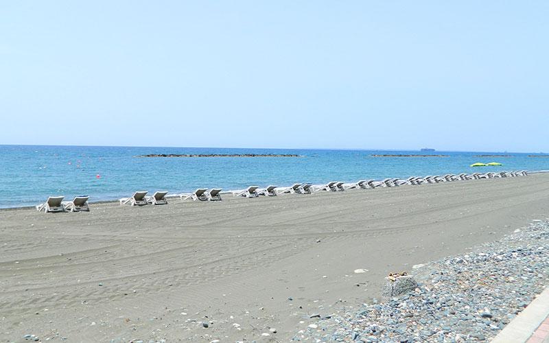 Пляж Кастелья / Castella Beach