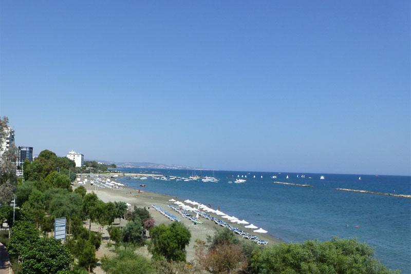 Олимпийский пляж B / Akti Olympion B Beach