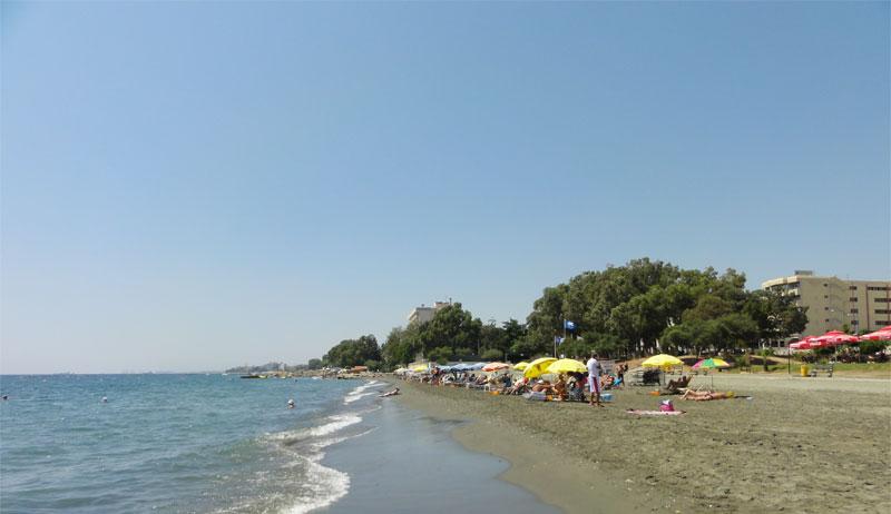 Пляж Армония / Armonia Beach