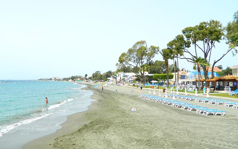 Пляж Онисилос / Onisilos Beach