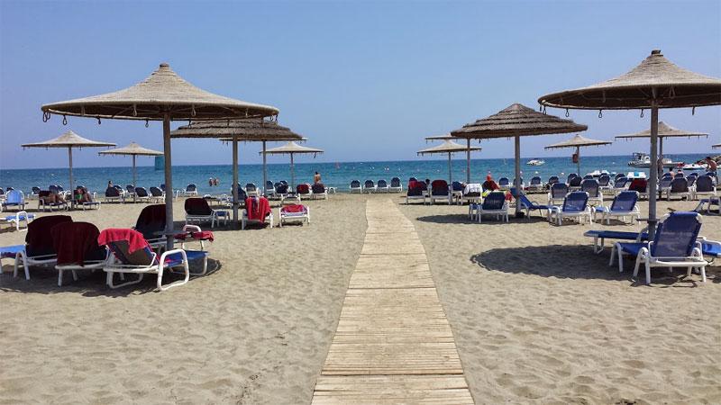 Пляж Панагиес / Panagies Beach