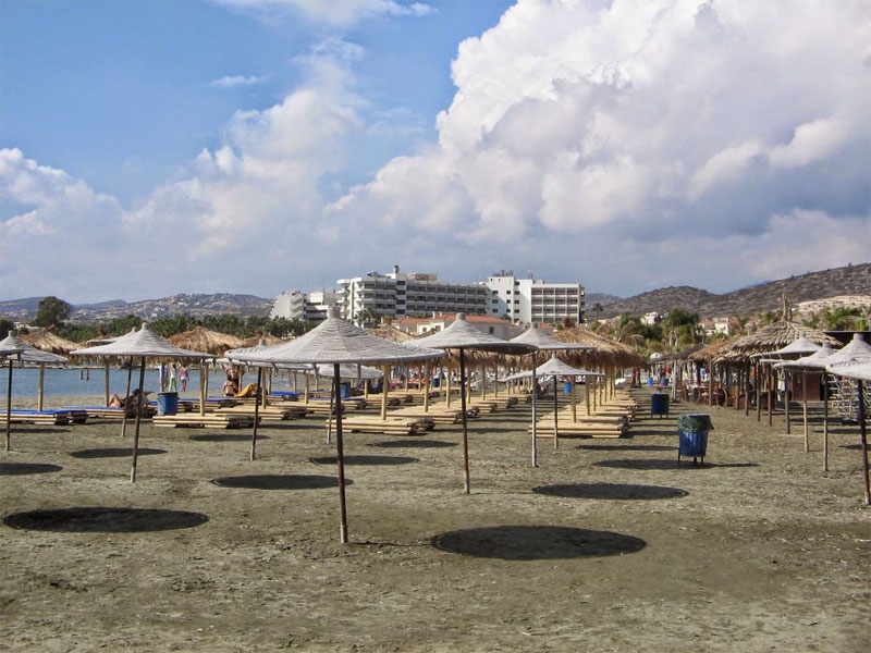 Пляж Пареклисия / Parekklesia Beach