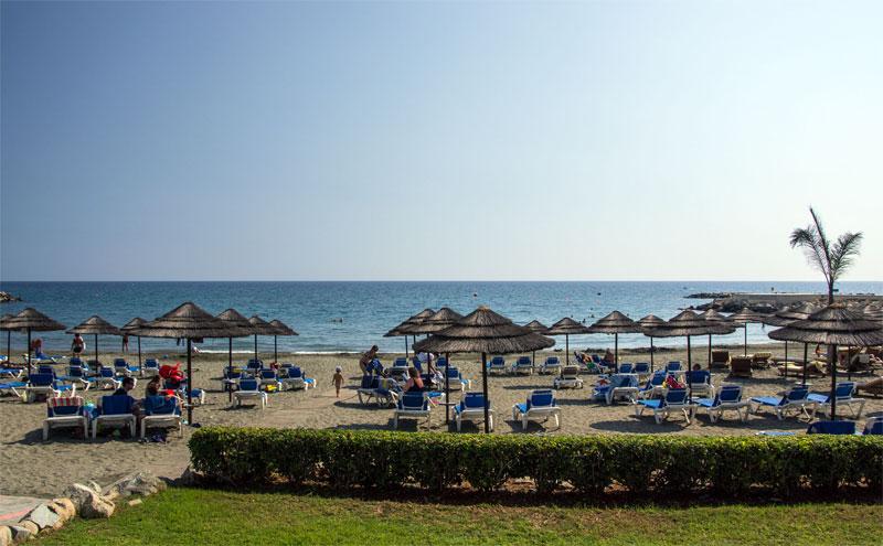 Пляж Вуппа / Vouppa Beach