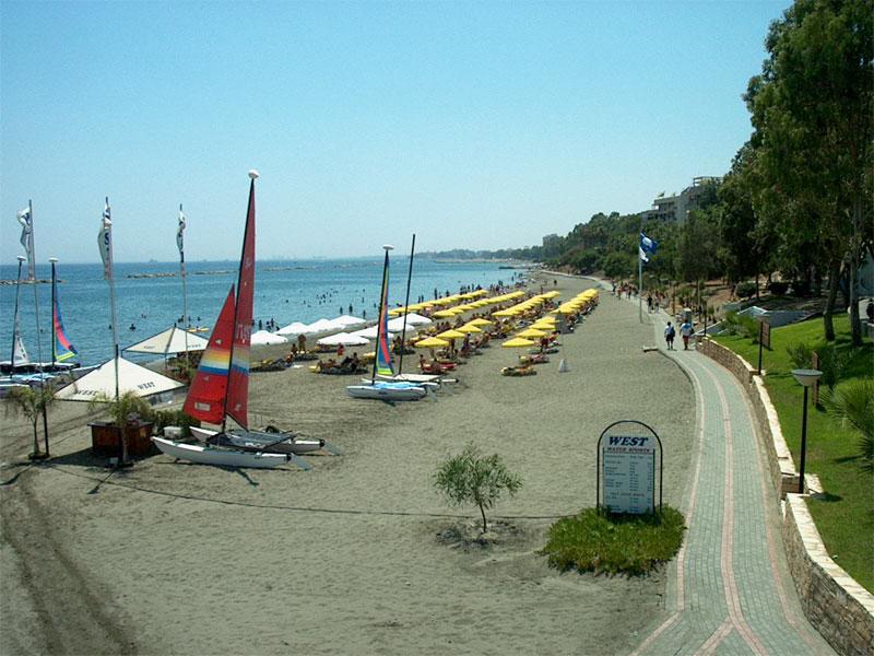 Пляж Афродита / Aphrodite Beach