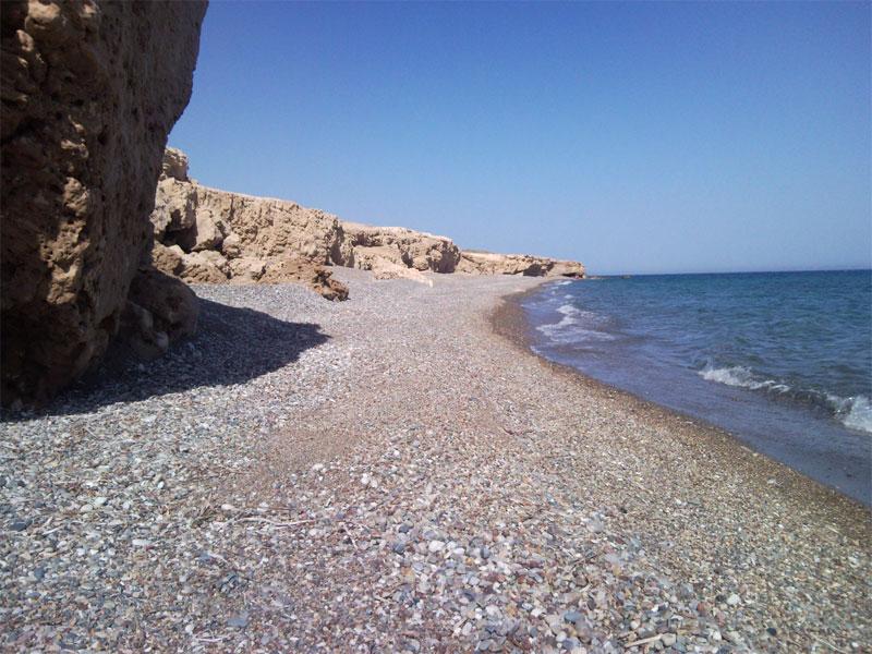 Пляж Авдиму / Avdimou Beach