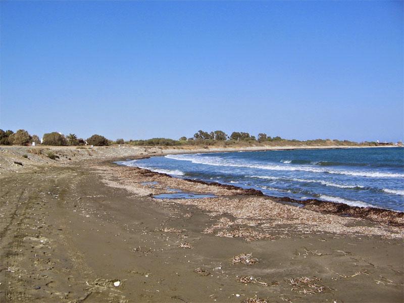 Пляж Бузи / Pouzi Beach