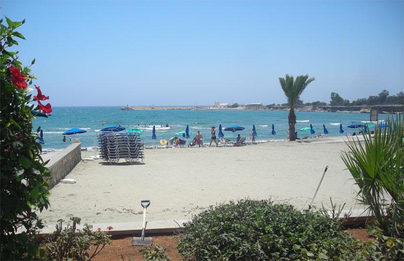 Пляж Чессака / Cessac Beach