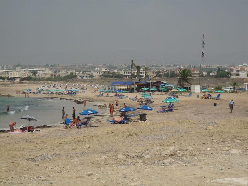 Пляж Фарос / Faros Beach