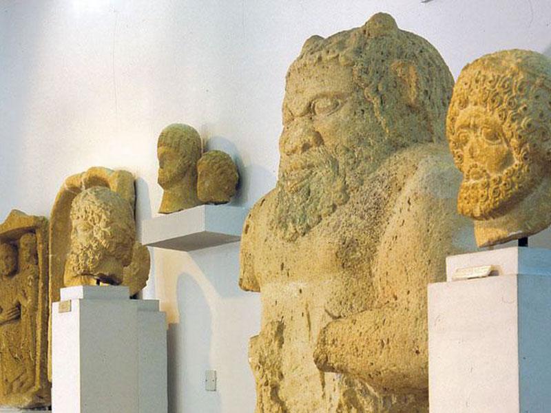 В лимассольском музее выставлена богатая коллекция археологических артефактов