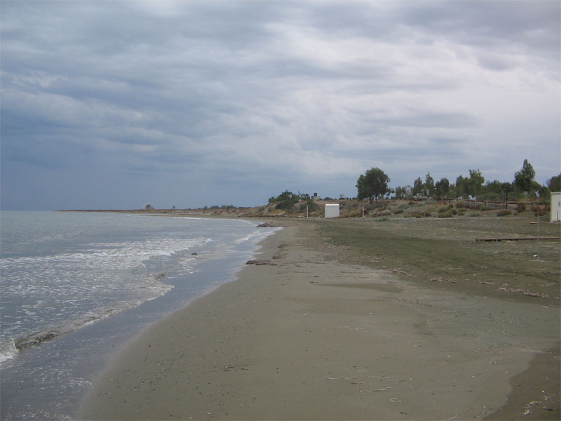 Пляж Парасолия / Parasolia Beach