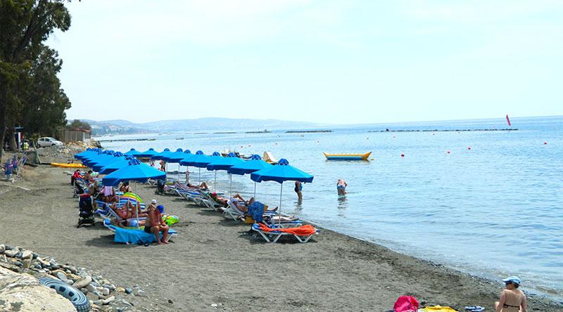 Пляж Пербола / Perbola Beach