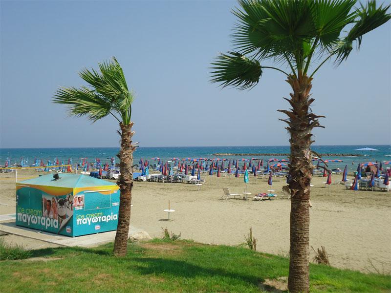 Пляж Пила / Pyla (CTO) Beach