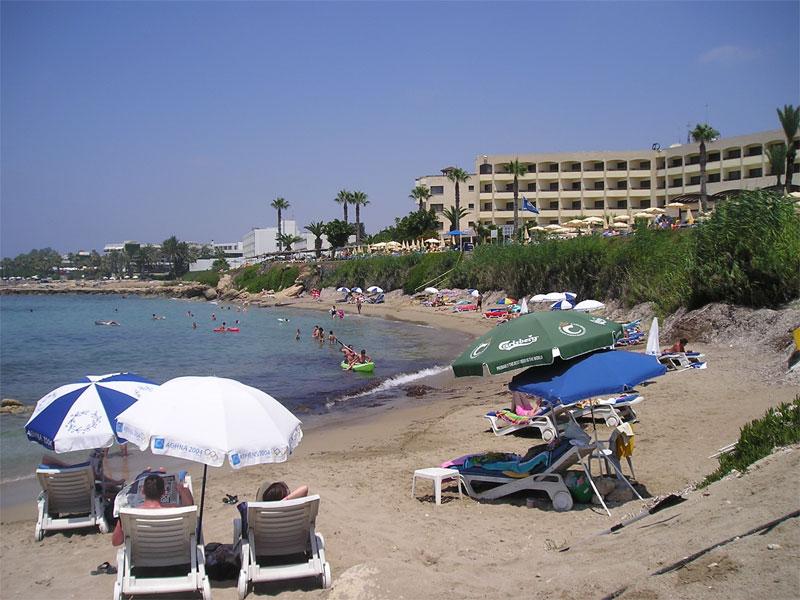 Пляж Врисудья B / Vrysoudia B Beach
