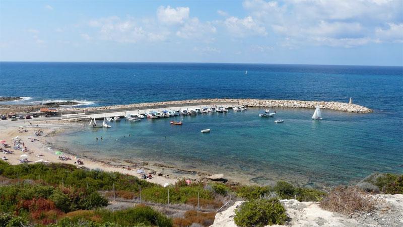 Пляж Агиос Георгиос / Agios Georgios Beach