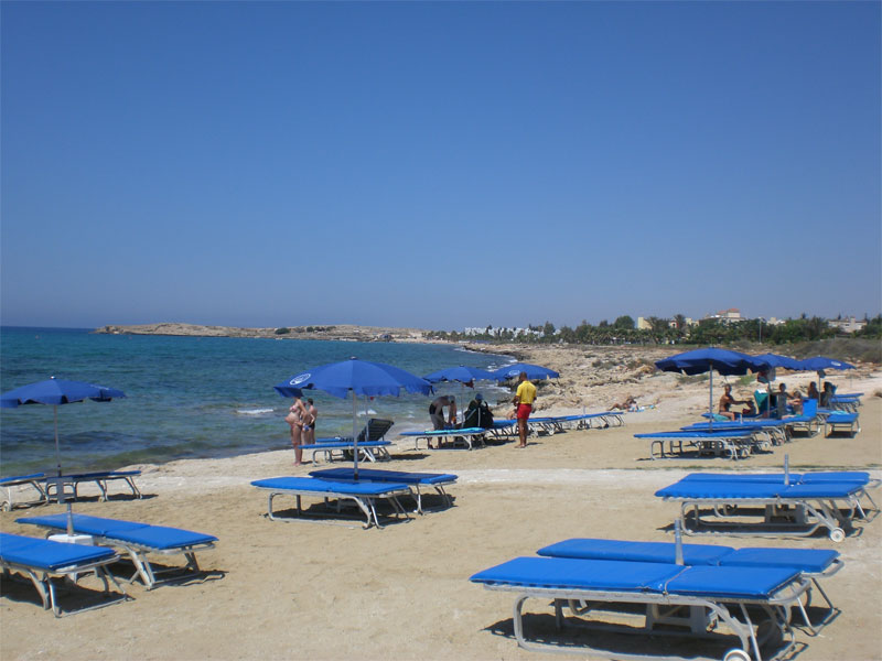 Пляж Катсарка / Katsarka Beach