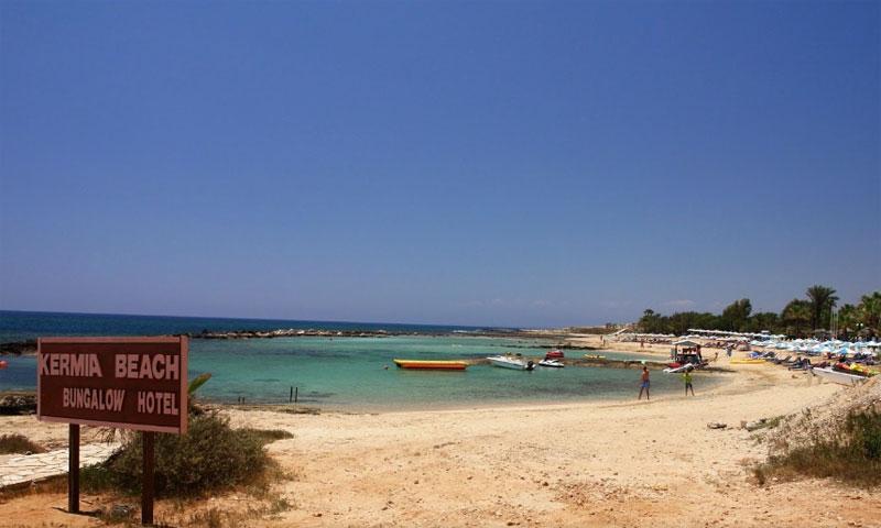 Пляж Кермия / Kermia Beach
