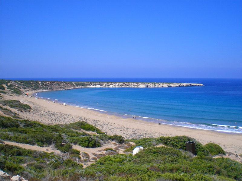 Пляж Лара / Lara Beach