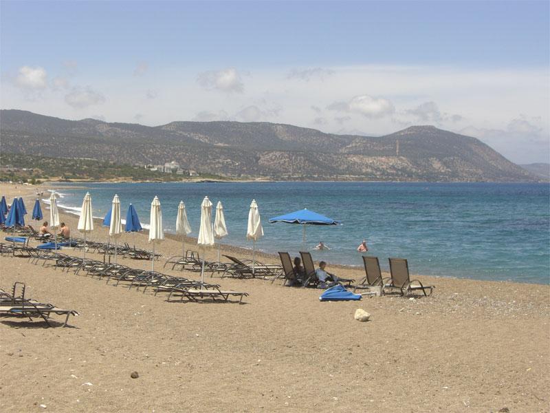 Пляж Лачи / Latchi Beach