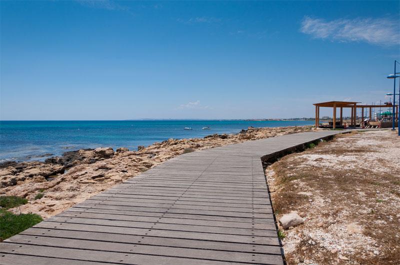 Пляж Лукос ту Манди / Loukos tou Mandi Beach
