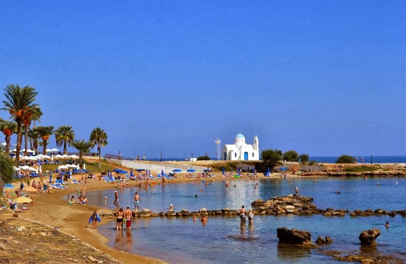 Пляж Лума / Louma Beach