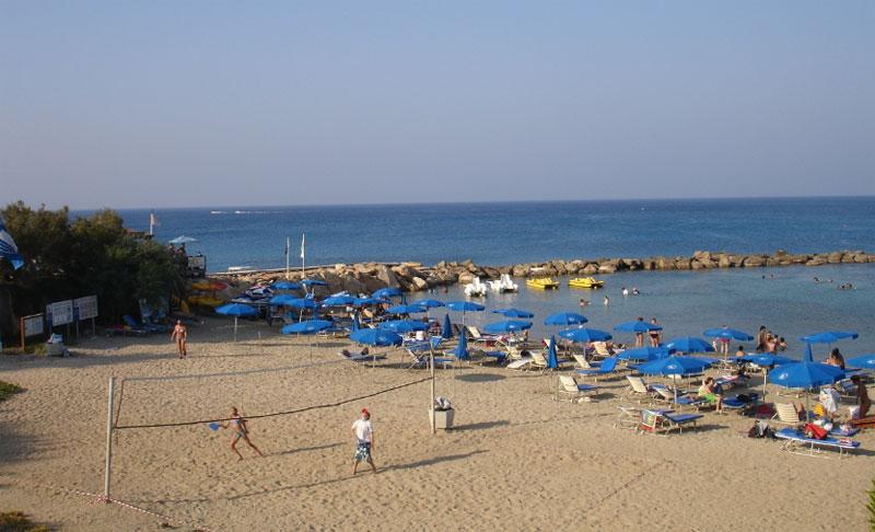 Пляж Нисья Лумбарди / Nissia Loumbardi Beach