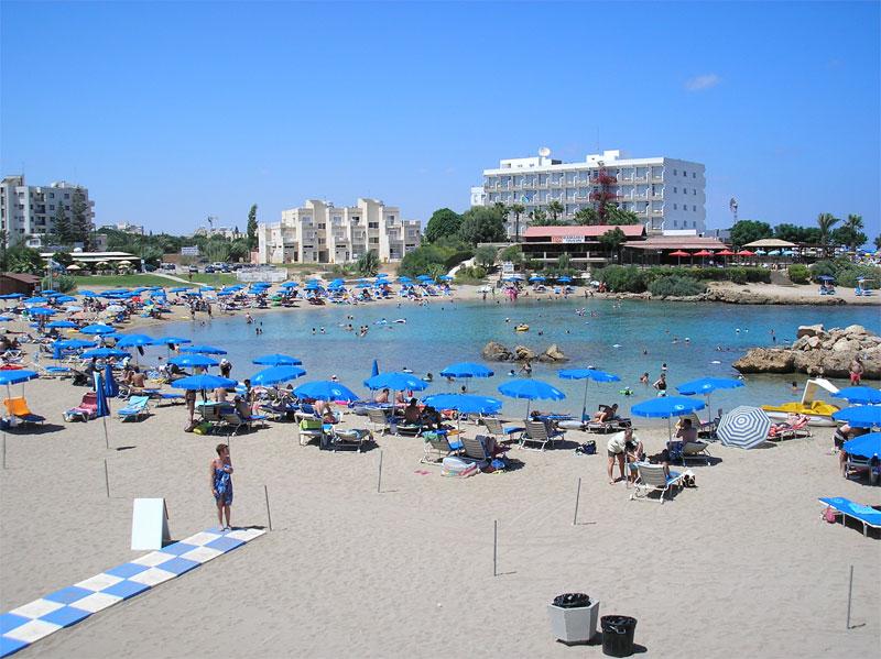 Пляж Пернера P / Pernera-P Beach