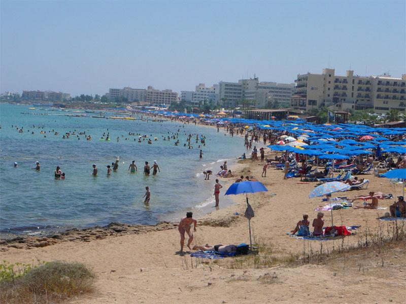 Пляж Вриси C / Vrisi C Beach