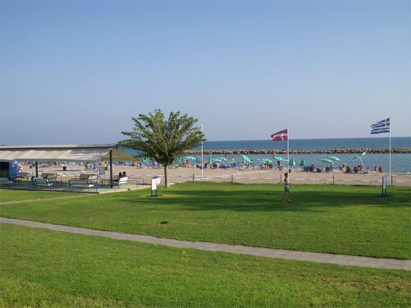 Пляж Героскипу / Geroskipou Beach