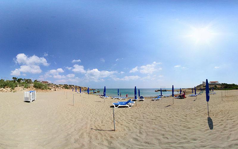 Пляж Армиропигадо / Armyropigado Beach