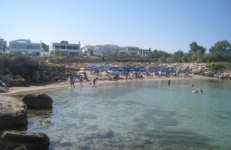 Пляж Визакия / Vizakia Beach