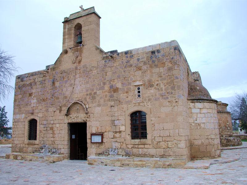 Церковь Панагия Ангелоктисти в Кити